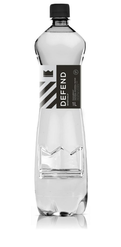 Defend - Natural Mineral Water
