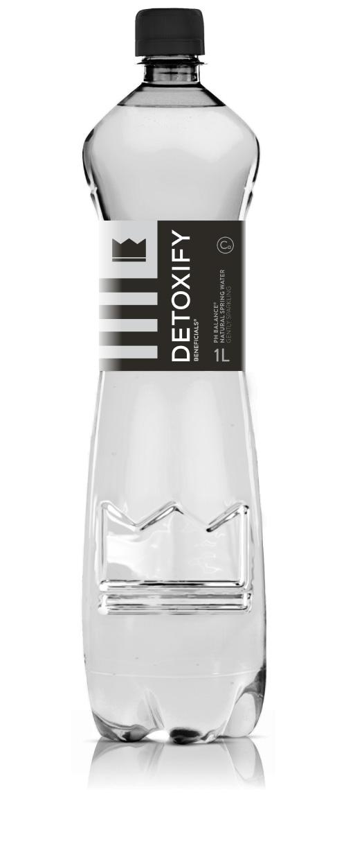Detoxify - Natural Spring Water